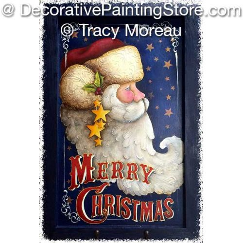 Merry Christmas ePattern - Tracy Moreau - PDF DOWNLOAD