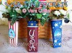 USA Tin Pockets Pattern - Vera Collier - PDF DOWNLOAD