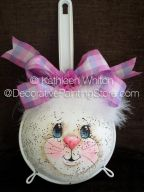 Kitchen Strainer Bunny Pattern - Kathleen Whiton - PDF DOWNLOAD