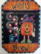 Witchs Brew Pattern - Kathleen Whiton - PDF DOWNLOAD
