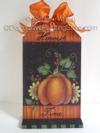 Harvest Time Pattern - Kathleen Whiton - PDF DOWNLOAD