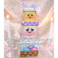 Stacking Easter Boxes ePattern - Kathleen Whiton - PDF DOWNLOAD
