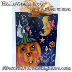 Halloween Eve DOWNLOAD - Kathleen Whiton