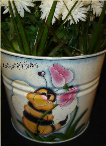Spring Bee e-Pattern DOWNLOAD