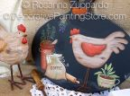 The Farm of Aromas Pattern - Rosanna Zuppardo - PDF DOWNLOAD