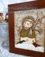 Winter Music Pattern - Rosanna Zuppardo - BY DOWNLOAD