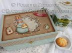 Strawberry Tea Pattern - Rosanna Zuppardo - PDF DOWNLOAD
