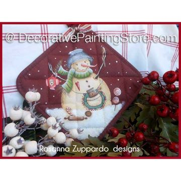 Christmas in the Kitchen Pattern - Rosanna Zuppardo - PDF DOWNLOAD