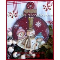 Christmas Family Pattern - Rosanna Zuppardo - PDF DOWNLOAD