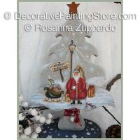 The Warm Light of Christmas Pattern - Rosanna Zuppardo - PDF DOWNLOAD