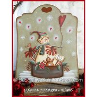 Frosty in Love Pattern - Rosanna Zuppardo - PDF DOWNLOAD