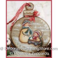 Mom and Me Pattern - Rosanna Zuppardo - PDF DOWNLOAD