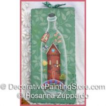Spring Bottle ePattern - Rosanna Zuppardo - PDF DOWNLOAD