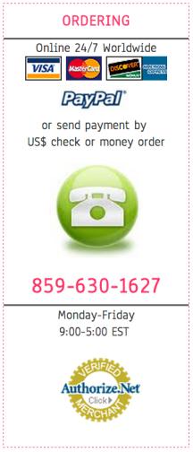 Ordering Info