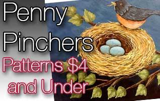 $4 & Under ePatterns